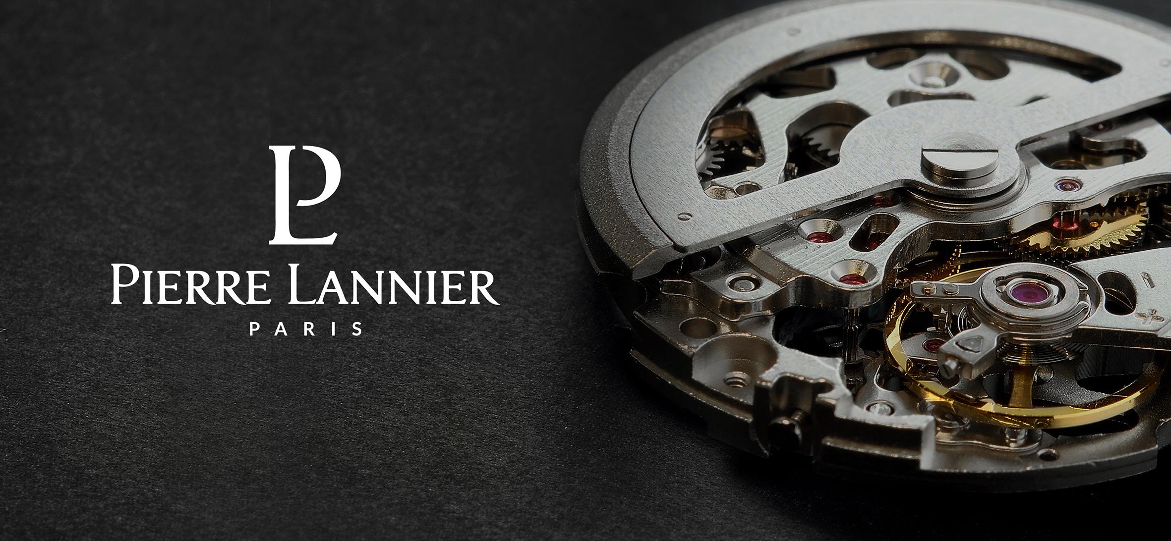 Montres automatiques Pierre Lannier
