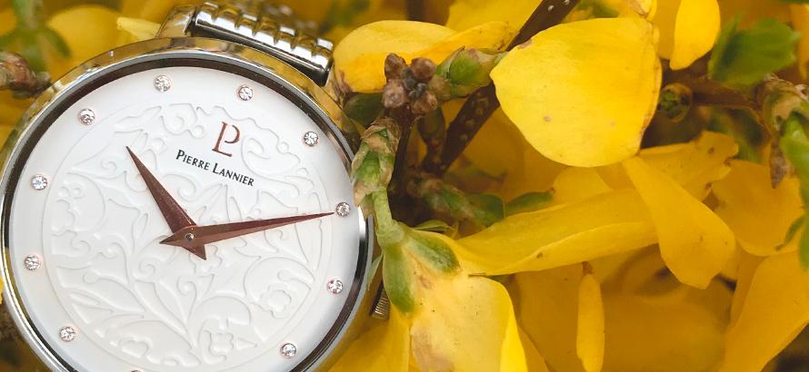 changer l'heure de votre montre avec les conseils de Pierre Lannier
