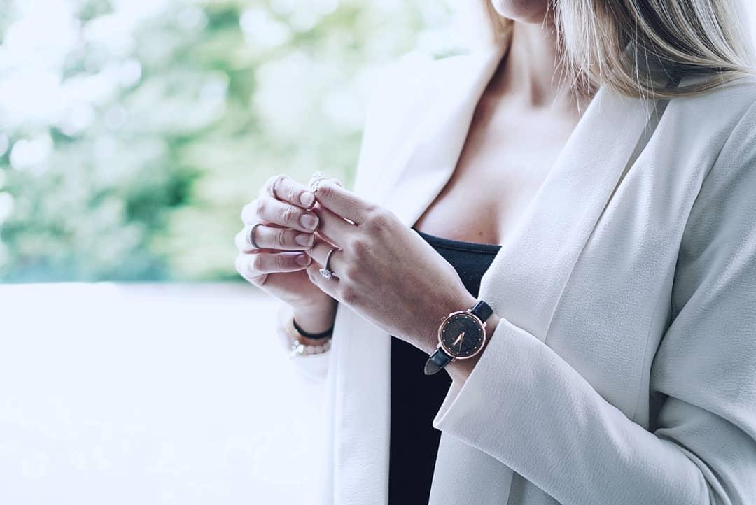 Comment porter sa montre