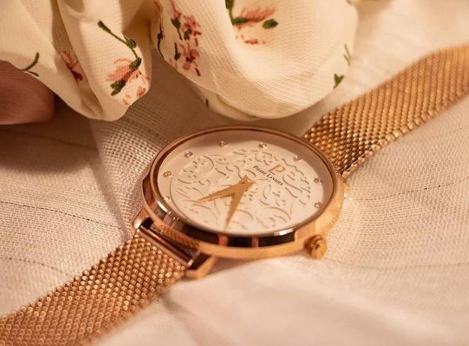 montre Eolia bracelet interchangeable