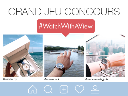 jeu concours #WatchWithAView